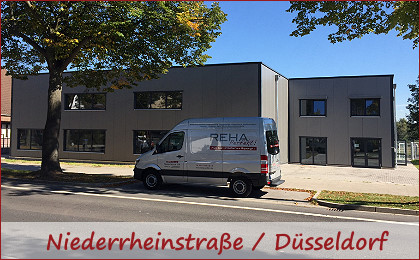 Reha Perfekt Niederrheinstrasse